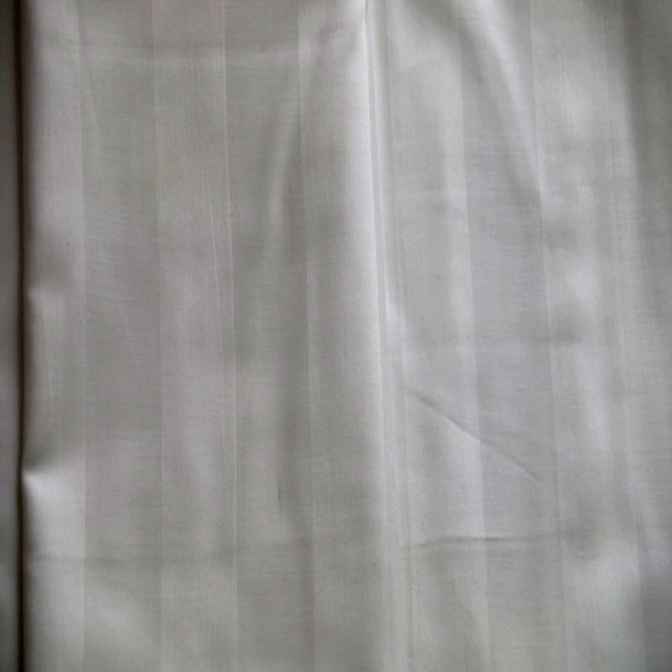 cvc  white pillow fabric