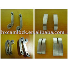 Handle assemblies safety straps
