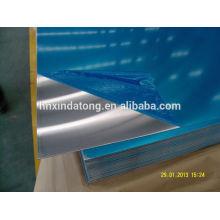 hoja / bobina de aluminio del espejo usada para la luz del LED usada o placa base del panel del colector solar