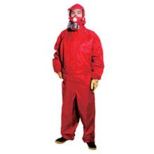 Gas strakke chemische beschermende pak