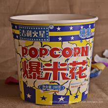 32oz, 46oz, 64oz, 85oz Einweg-Papier Popcorn Cup