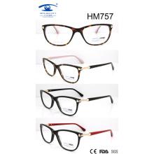 Nuevos vidrios ópticos del acetato de la llegada (HM757)