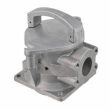 Fonderie de moulage au sable d'aluminium avec usinage CNC