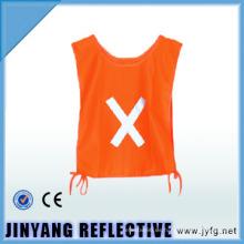 Chaleco de seguridad reflectante alta visibilidad para niños ropa para niños
