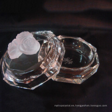 Caja de joyas de cristal superventas, regalos de cristal K9