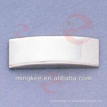 Logotipo personalizado de la placa de metal para bolsa / bolso (N24-753S)