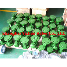 Three Way Type Diaphragm Valve (G49)