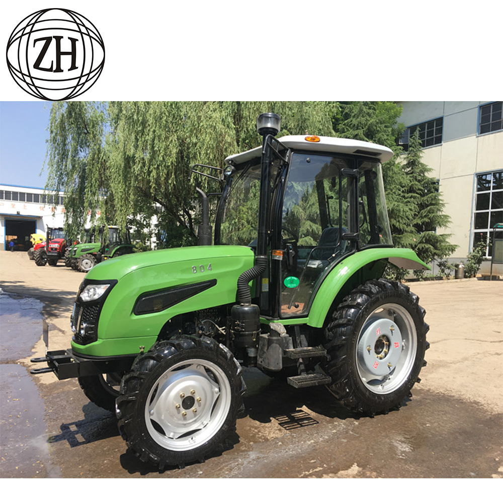 4WD Agriculture machinery farm tractor with high quality
