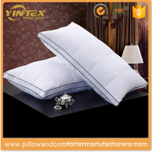 Home Use Durable Breathable 7D Hollow Siliconized Polyester Fiber Pillows