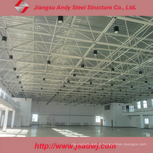 Conception d'acier en acier galvanisé Construction d'acier Construction