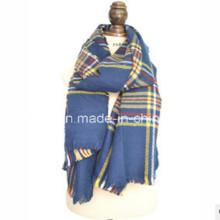 New Fashion Plaid Winter Schal für Frauen