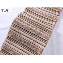 Полоса Синеля Жаккардовые диван Uphostery ткани (FTH32073C)