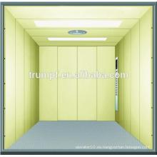 Precio competitivo para ascensor de carga / ascensor