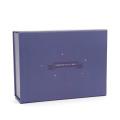 Foldable Custom Paper Christmas Magnetic Gift Box