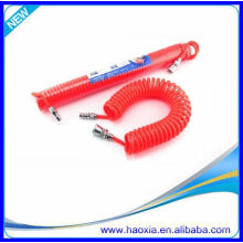 Pneumatic Plastic Spring Tube 9mm With Red Yellow Blue White Black