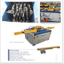 Hicas 7011 paletas de madera que hace la máquina de la muesca