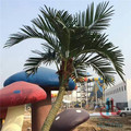 Utomhus Artificiell Coconut Palm Tree