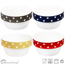12,5cm New Bone China Bowl with Decal