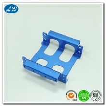 CNC metal stamping anodized aluminum sheet parts