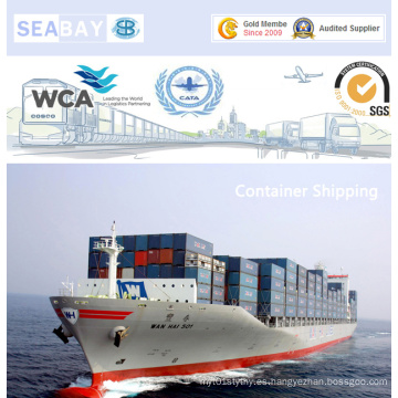 Cargos de envío marítimo baratos de China a Alemania