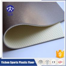 Gute Qualität Geometrischer Laminat-Büro-Plastikboden-PVC-Bodenbelag