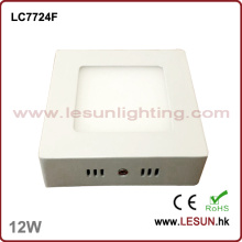 12W Square Suspend LED Ceiling Light for Office/Kitchen (LC7724F)