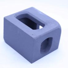 Aço e carcaça de canto do recipiente 8pcs 122010