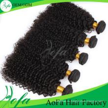 Фабрика Aofa Оптом Нет Линять Клубок Человеческие Волосы Бразильянина Девственницы