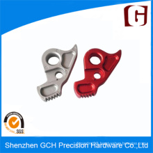Die Cast Aluminum Alloy Housing Parts with Red Coating
