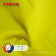 tela de algodón repelente de insectos naranja con bajo contenido de formaldehído