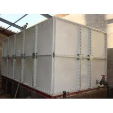 High Intensity SMC Combined Water Tank for Hotel Using