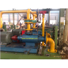 V. W Horizontal Twin Screw Pump for High Viscosity Liquid