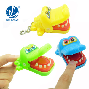 New Product High Quality Funny Small Crocodile Dentist Bite Finger Game Toy