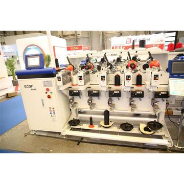 KC212D INTELLIGENT YARN WINDING TRAY WINDER