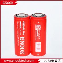 Enook 26650 4500mah batería Mod de 60A