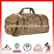 Le sac extérieur de vitesse de grande capacité a ciré le sac de toile de voyageur de vitesse extérieure de toile