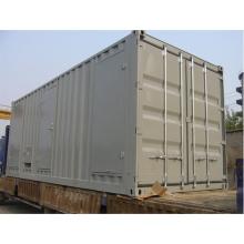 Groupe électrogène diesel de 601kw / 751kVA Doosan avec la clôture insonorisée d'auvent
