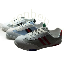 New Style Men′s Casual Canvas Shoes