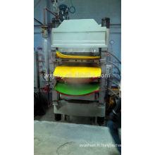 300 tonnes eva moussant press, presse mousse epdm