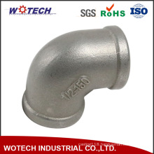 Investment Casting Pipe with ISO 9001 Certificate