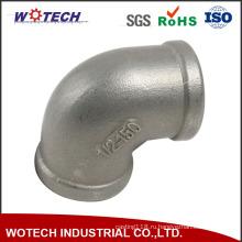 Инвестиционный литья труб с сертификатом ISO 9001