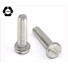 High Quality Customized DIN404 Slotted Sealing Screws Electric Meter Screws