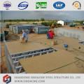 プレハブライトゲージスチールハウス建設