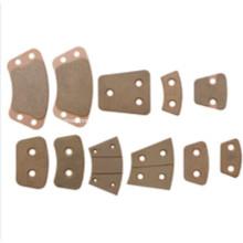 Boutons automatiques d'embrayage en céramique avec haute qualité