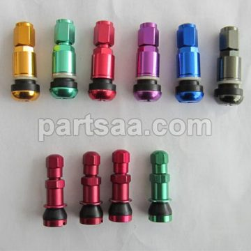 Color Aluminum Made Valves