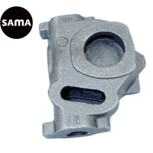 Sand Iron Casting for Valve Body with Inlet, Outlet Port