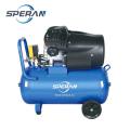New intelligent design best price electric mobile portable 3 hp 50 litre air compressor