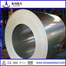 Bobine en acier galvanisé / pré-imprégné (PPGI)