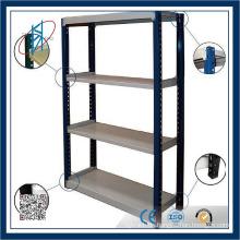 ISO9001 Stahl Medium Duty Regal Warehouse Rack für Lagerung