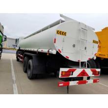 Dongfeng fuel tank truck 6*4 LHD/RHD
